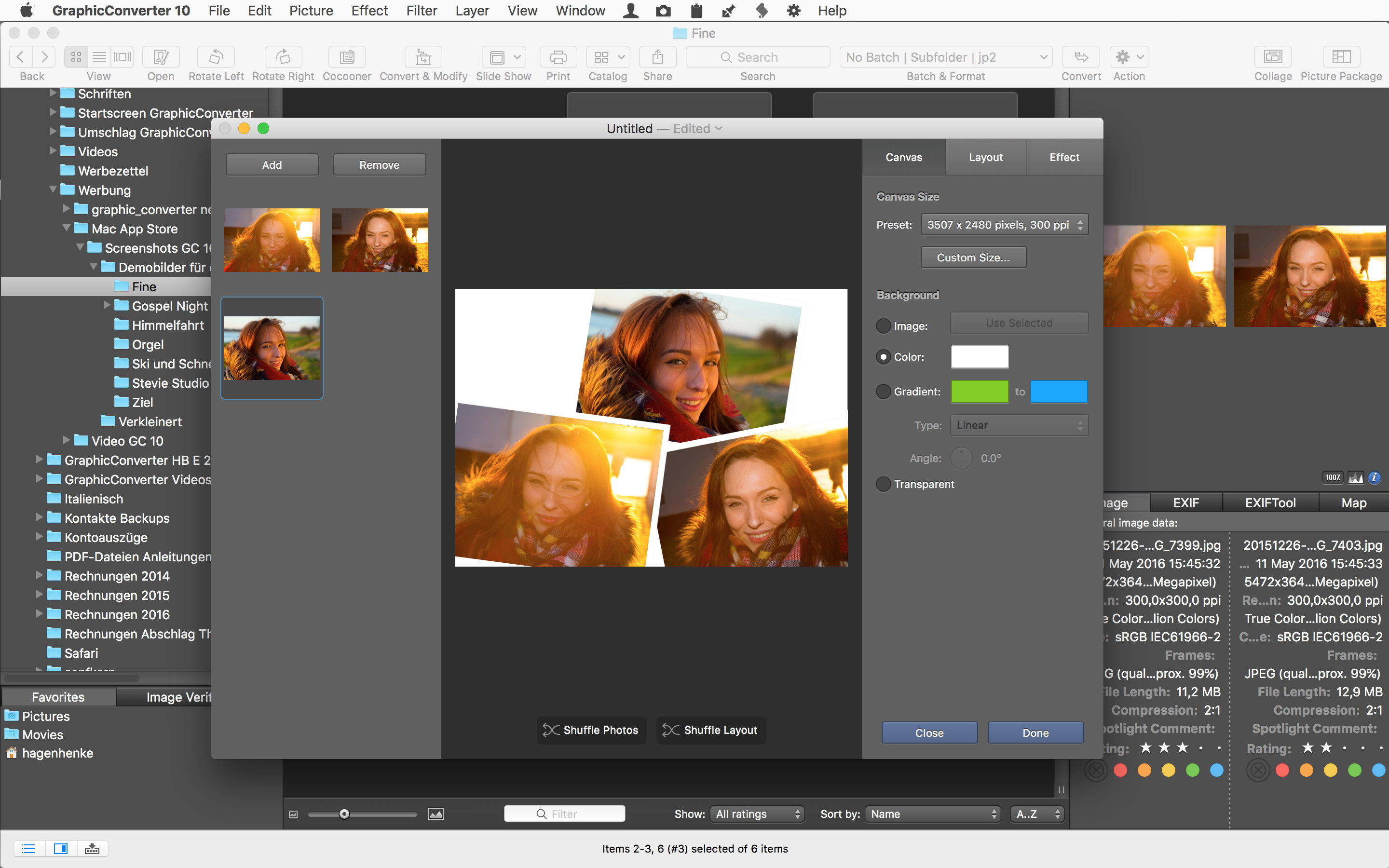 GraphicConverter 10.4.3 Adds New Features To Award-Winning Image Utility Image